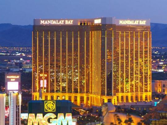 Отель Mandalay Bay