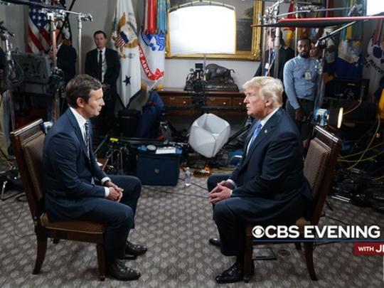 """Трамп: """"Не хочу углубляться в вопрос, лжет Путин или не лжет"""""""