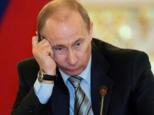 Уровень доверия россиян к Путину резко обвалился