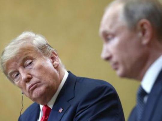 Стали известны время и место следующей встречи Трампа и Путина