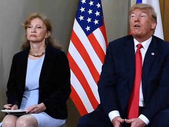 Стало известно, почему Конгресс отклонил предложение допросить переводчицу Трампа Марину Гросс
