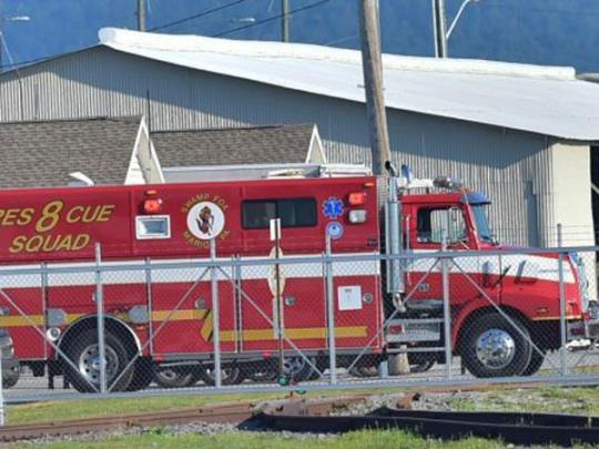 В США произошел взрыв на военном складе, пострадали несколько человек