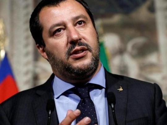 Вице-премьер Италии назвал аннексию Крыма законной