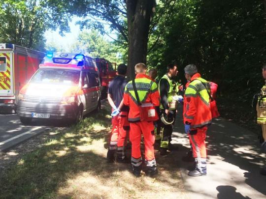 Нападение с ножом на пассажиров в Германии: ранены 14 человек