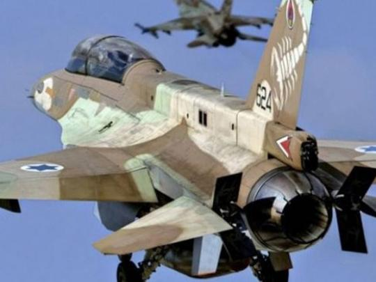 Израиль нанес удары по 68 объектам ХАМАС в секторе Газа