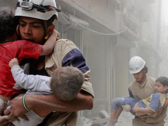 Израиль эвакуировал изСирии членов «Белых касок»