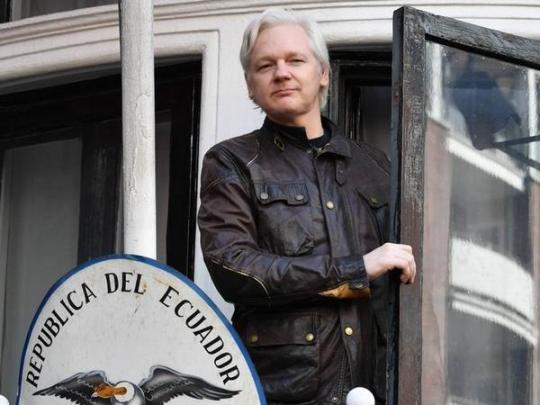 Эквадор до конца июля выдаст основателя Wikileaks британским властям