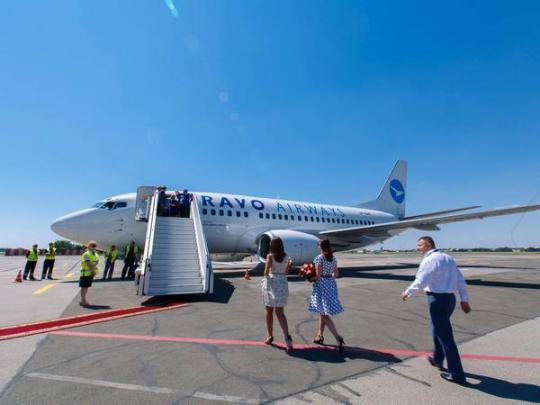ИзХарькова открывают очередной авиарейс вЕвропу