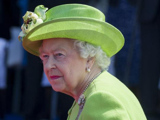 В Великобритании на аукционе продадут Rolls-Royce Елизаветы II