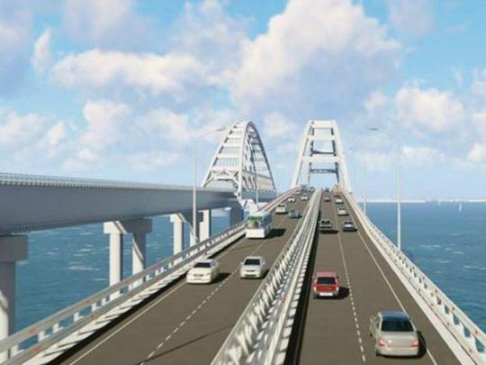 ЕС ввел санкции против строителей Крымского моста: назван основной пострадавший