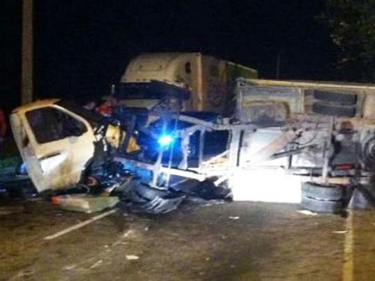 В России в жестком ДТП погибли шестеро украинцев
