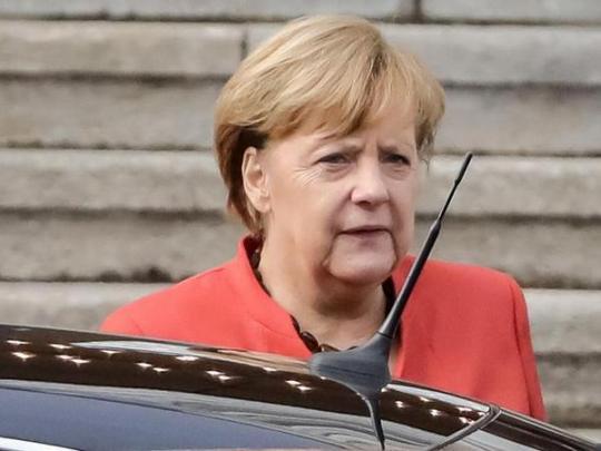 Пропала Меркель. СМИ Германии ищут своего канцлера
