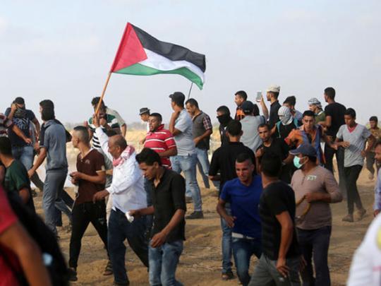 Столкновения на границе Израиля с сектором Газа: один человек погиб, более 200 ранены