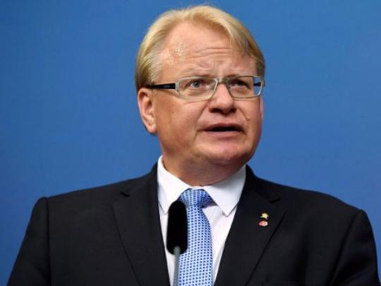 В Минобороны Швеции обвинили путинского министра Шойгу во лжи