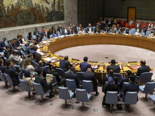 США обвинили Россию в нарушении резолюций Совбеза ООН