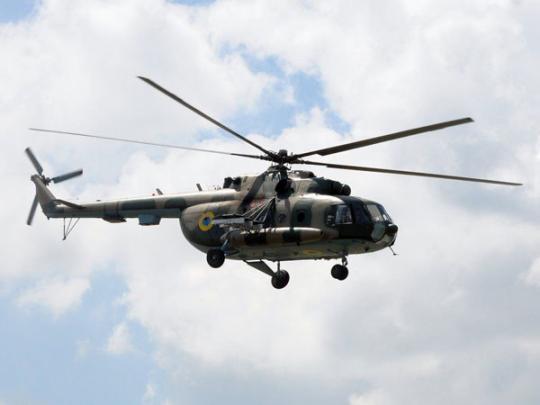 В РФ разбился вертолет: есть погибшие
