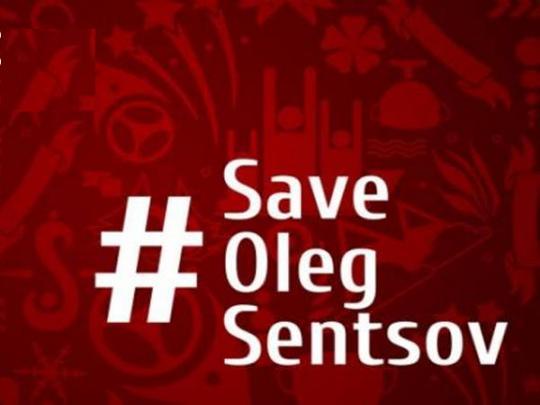 В столицеРФ  прошли сразу две акции вподдержу Сенцова