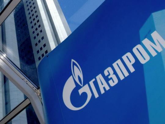 «Газпром» заморозил программы внешних займов