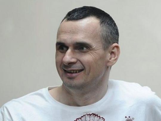 Тюремщики РФ отчитались о состоянии здоровья украинца Олега Сенцова