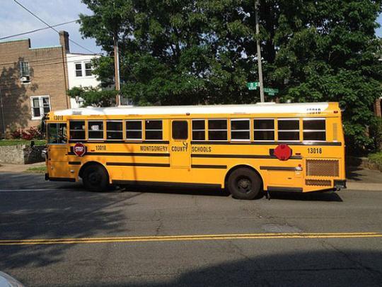 В США пожилой водитель автобуса изнасиловал 12-летнюю школьницу