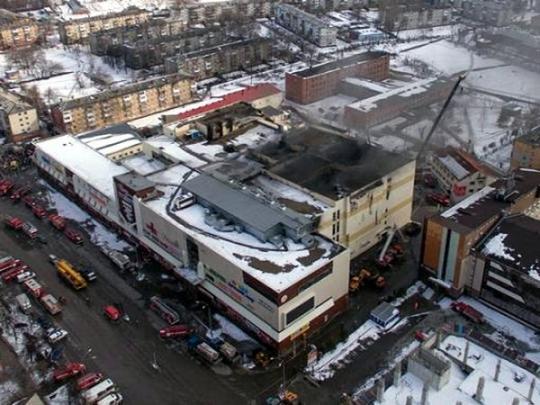 Трагедия в Кемерово: обвиняемый пожарный пытался покончить с собой