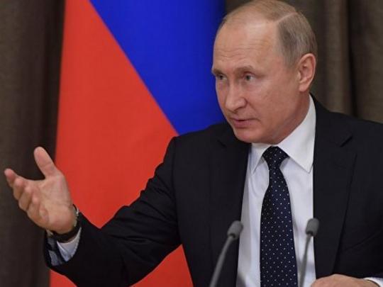 У Кремля кончаются деньги: Путин решил потрусить олигархов