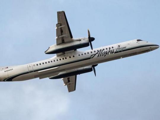 В США самоубийца угнал большой пассажирский самолет и разбился