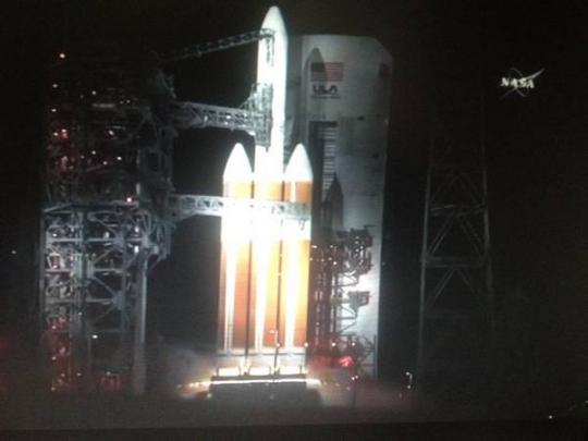 NASA таки удалось отправить историческую ракету к Солнцу