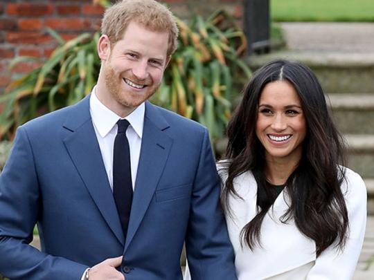 В Австралии показали совместную монограмму принца Гарри и Меган Маркл