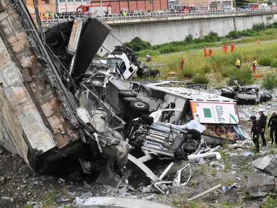 Рухнул мост: крупнейшие обрушения в современной истории, приведшие к гибели людей