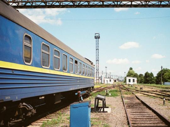 Украинский поезд в столицу Российской Федерации назвали «грудой металлолома с нетрезвыми проводниками»