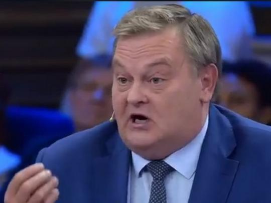 НаТВ В. Путина потребовали сбросить наКиев бомбочку: видео иреакция социальных сетей