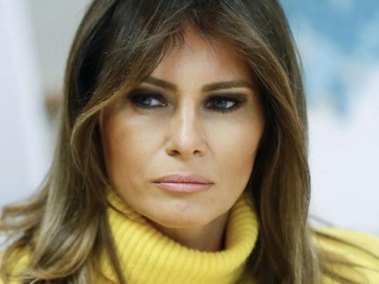 «Нечестные излобные»: Трамп обвалился наСМИ заспекуляции вокруг отсутствия Меланьи