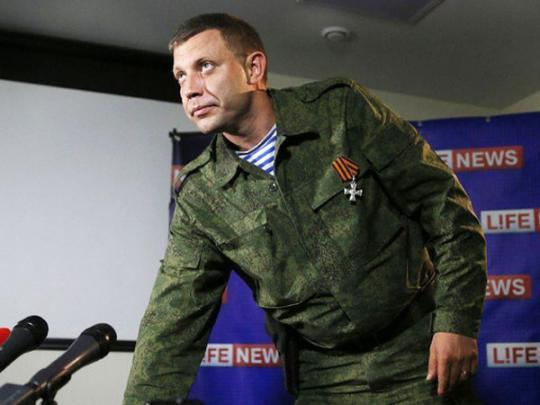 ВДонецке после убийства Захарченко усилили охрану