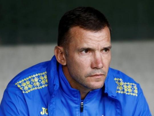 Шевченко заступился за болельщика после матча с Чехией (видео)