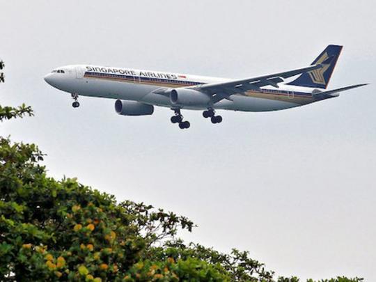 Самолет Singapore Airlines совершил самый длинный вистории беспосадочный рейс