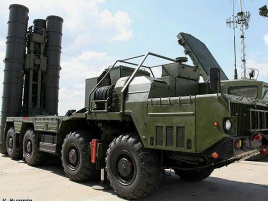 Комплекс ПВО С-300