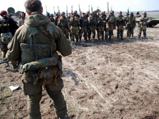 российские наемники на Донбасе