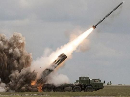 Украинские военные получат на вооружение мощные ракетные комплексы