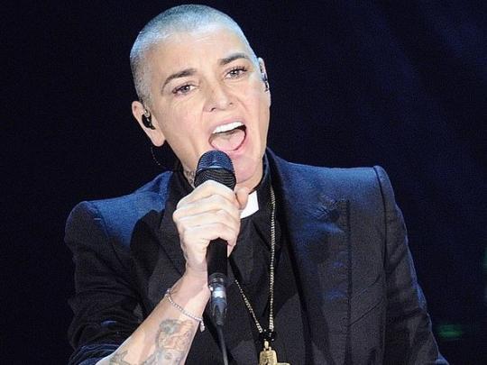 Эстрадная певица Шинейд О'Коннор приняла ислам
