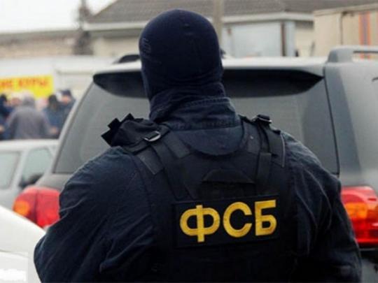 ВКрыму схвачен  участник вооружённого формирования и финансовой  блокады