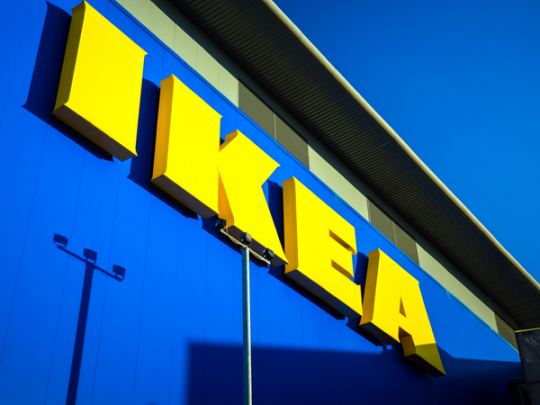 Порошенко рад открытию IKEA ивстречается с областным директором сети