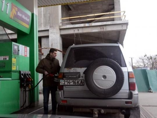 Украинцев ждет снижение цен набензин идизтопливо