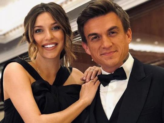 Регина Тодоренко иВлад Топалов опубликовали милое видео