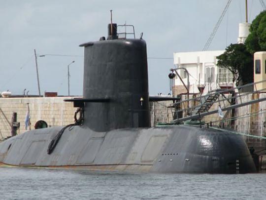 ВМС Аргентины обнаружили подлодку San Juan, пропавшую годом ранее