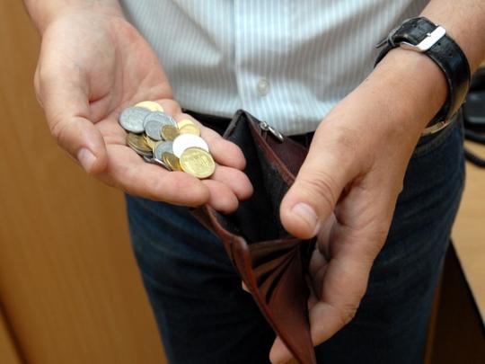 По результатам  года настоящие  заработной платы  вгосударстве  возрастут  на13%,— НБУ