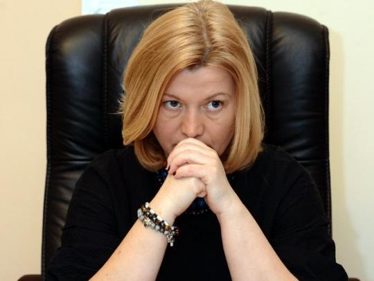 Переговоры вМинске будут заблокированы— Геращенко