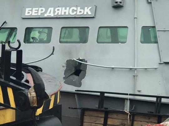 Активні дії катерів ВМСУ за три місяці звели до нуля затримання суден береговою охороною ФСБ РФ в Азовському морі, - журналіст Клименко - Цензор.НЕТ 537