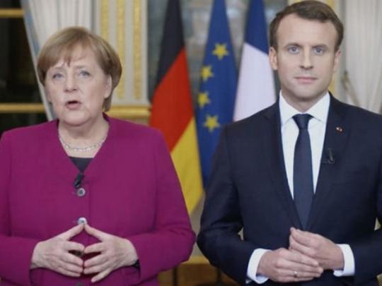 Франция иГермания против новых антироссийских санкций— Санкции