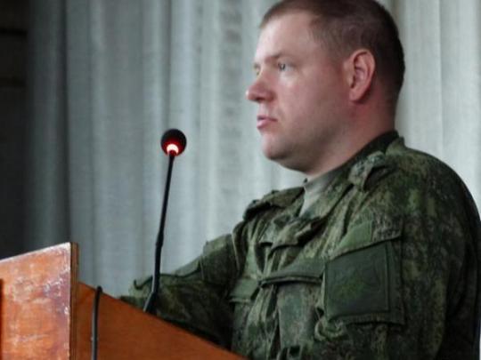 полковник Слукин